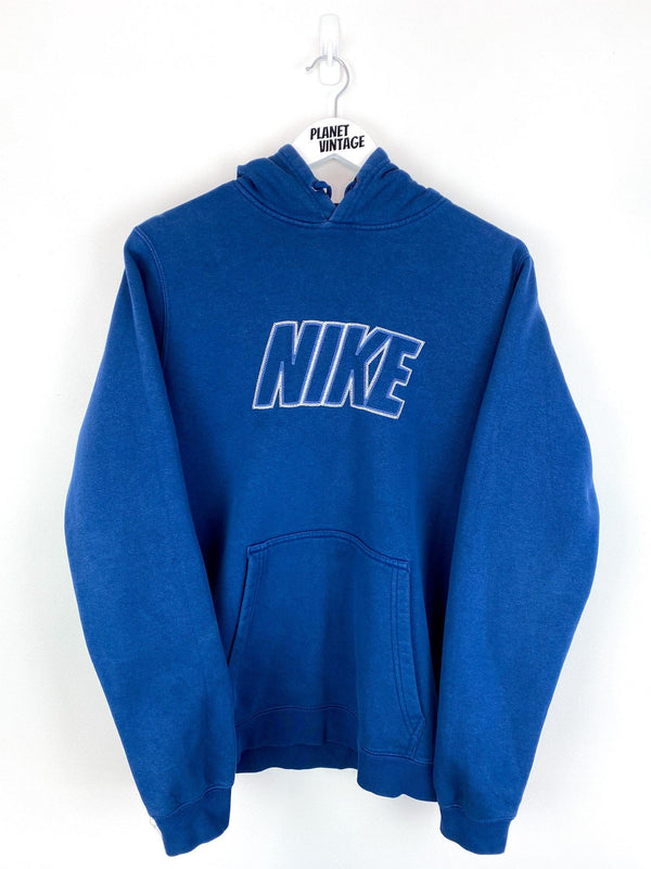 Nike Spellout Hoodie (M) - Planet Vintage Store