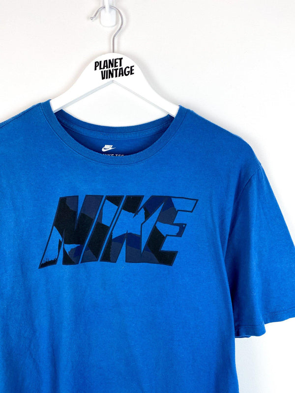 Nike Spellout Tee (L) - Planet Vintage Store