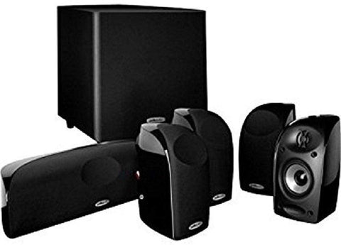 """Polk Audio Blackstone TL1600 Compact Home Theater System - 5.1 Channel 