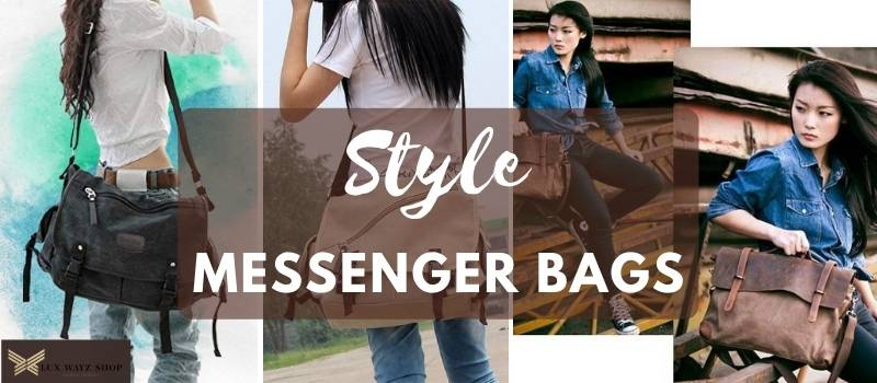 Messenger Bags for Women are Always in Style | Luxwayz