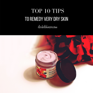 Dry Skin Care | Top 10 Tips for Relieving Dry Skin
