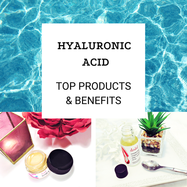 skin care with hyaluronic acid