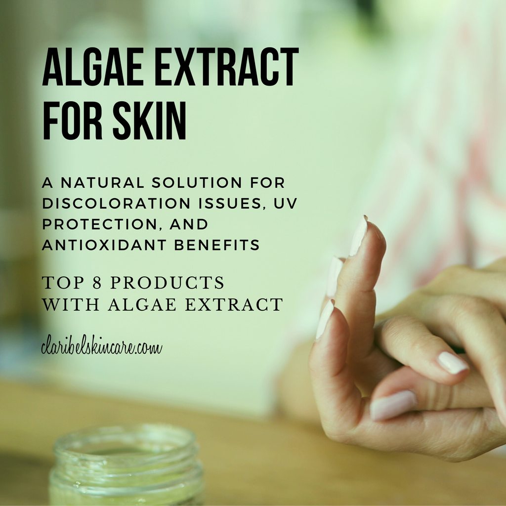 algae extract for skin