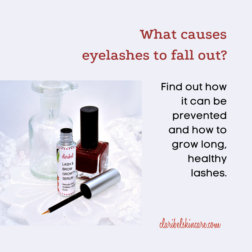 eyelashes are falling out: find out the reasons and solutions