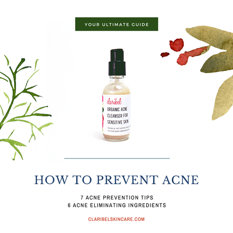organic face wash for acne