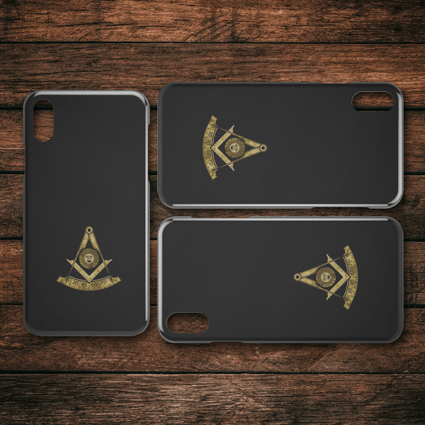 Past Master (Watercolor Sketch) iPhone Case