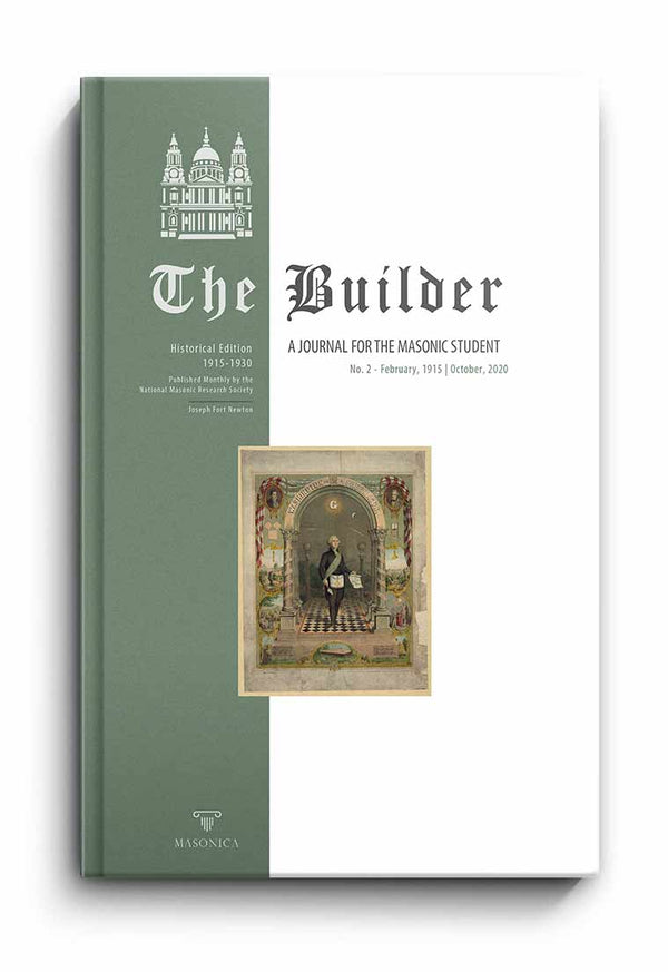 The Builder No. 2 | Freemasonry Magazine