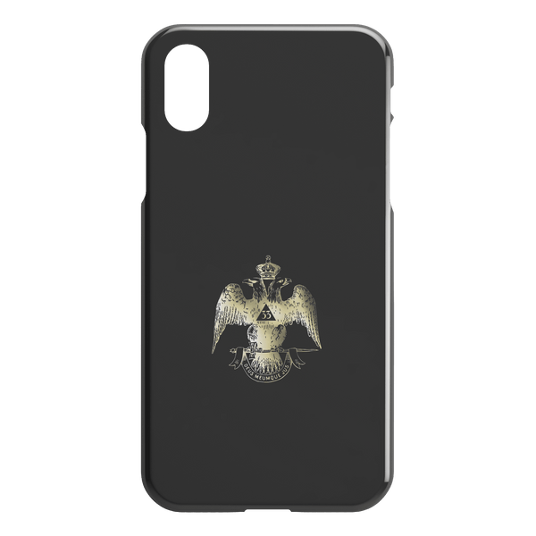Gold 33 Degree iPhone Case