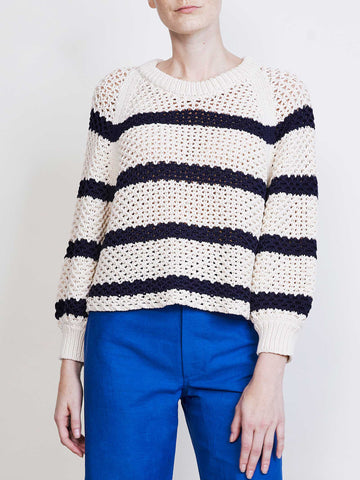 Apiece Apart Merel Crew Neck Sweater