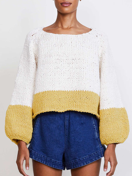 Apiece Apart Oversized Elena Sweater