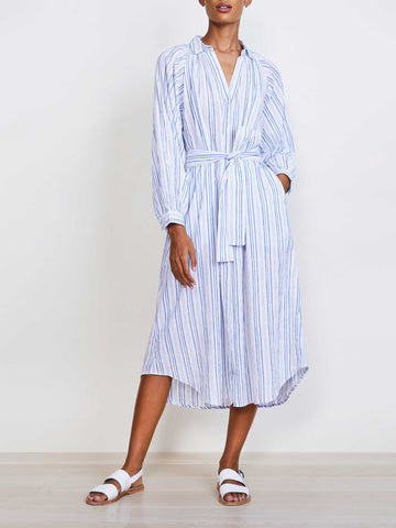 Apiece Apart Aberna Shirt Dress