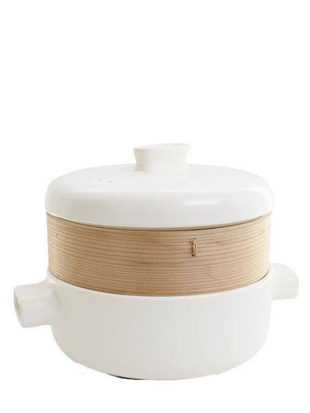 JIA Steamer and Rice Cooker Set