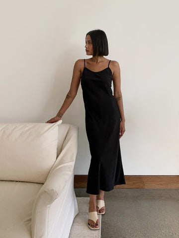 Thakoon Low Back Bias Maxi Dress