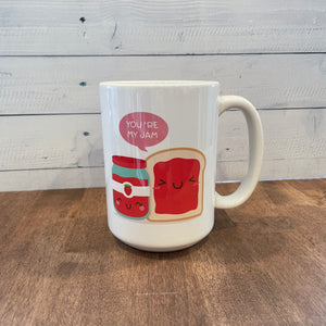 You're My Jam 15oz Acrylic Mug