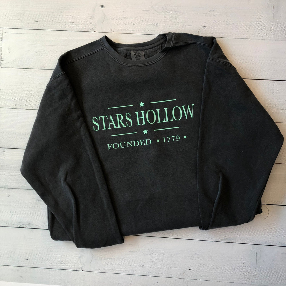 Gilmore Girls Stars Hollow Comfort Colors Crewneck