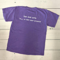 Friends Picture Frame/Create Your Own Episode Comfort Colors T-Shirt