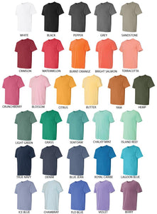 Sunday Pho Day Comfort Colors T-Shirt