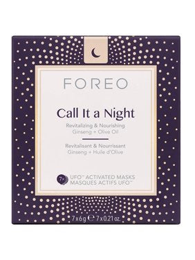 Call It A Night Foreo Mask