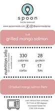 Load image into Gallery viewer, grilled mango salmon