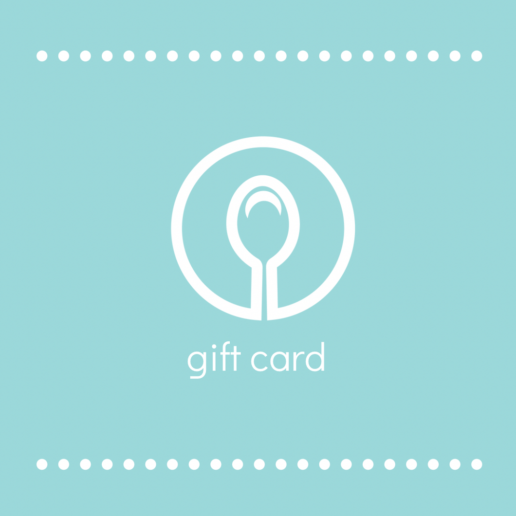 spoon gift card