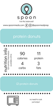 Load image into Gallery viewer, protein donuts