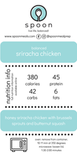 Load image into Gallery viewer, Sriracha Chicken