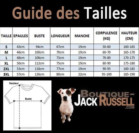 T-Shirt Jack Russell<br>Retro Jack T-Shirt Boutique Jack Russell