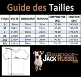 T-Shirt Jack Russell<br>Best Jack Dad Ever T-Shirt Boutique Jack Russell