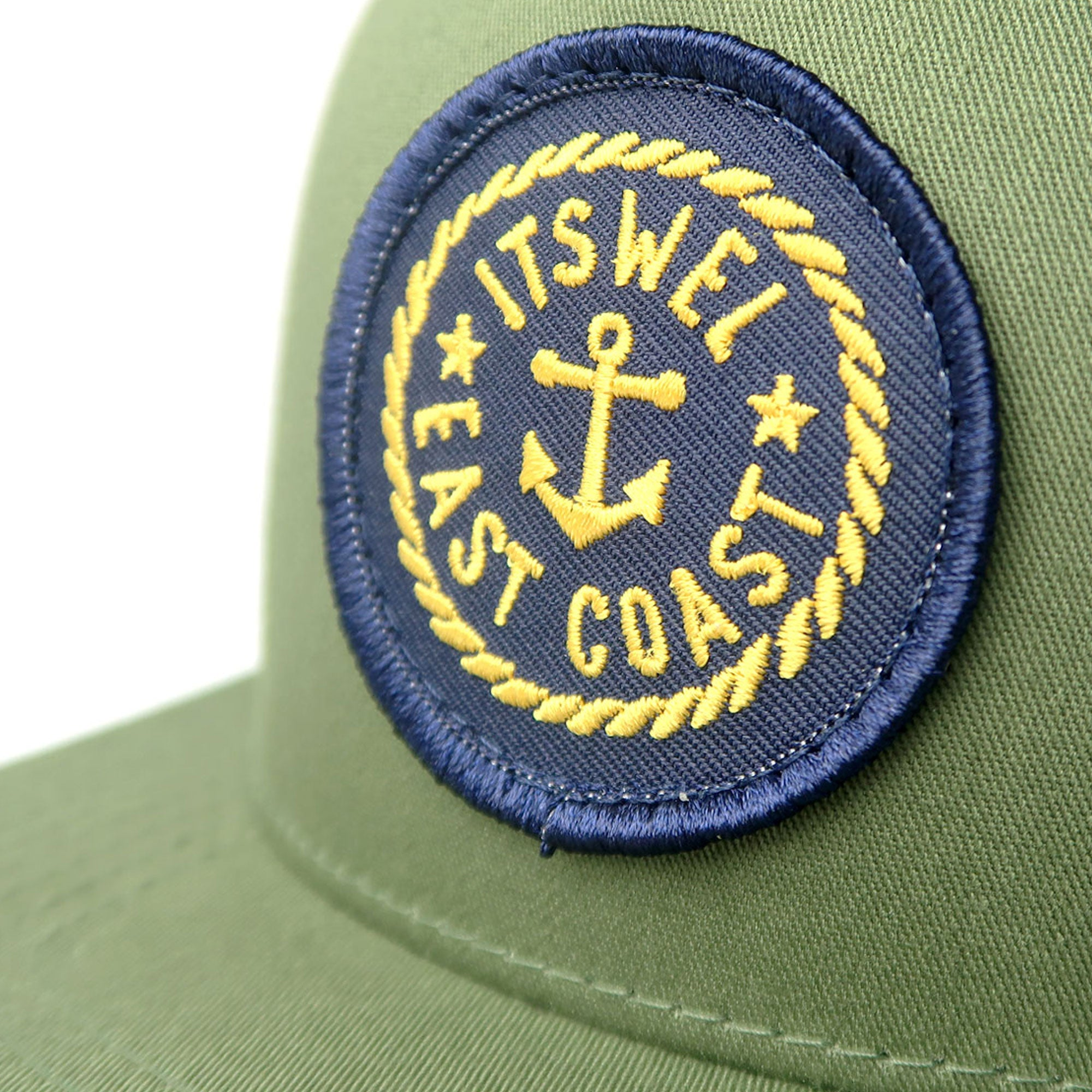 East Coast Anchor Hat