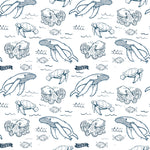 Load image into Gallery viewer, the SEA LIFE Throw Pillow
