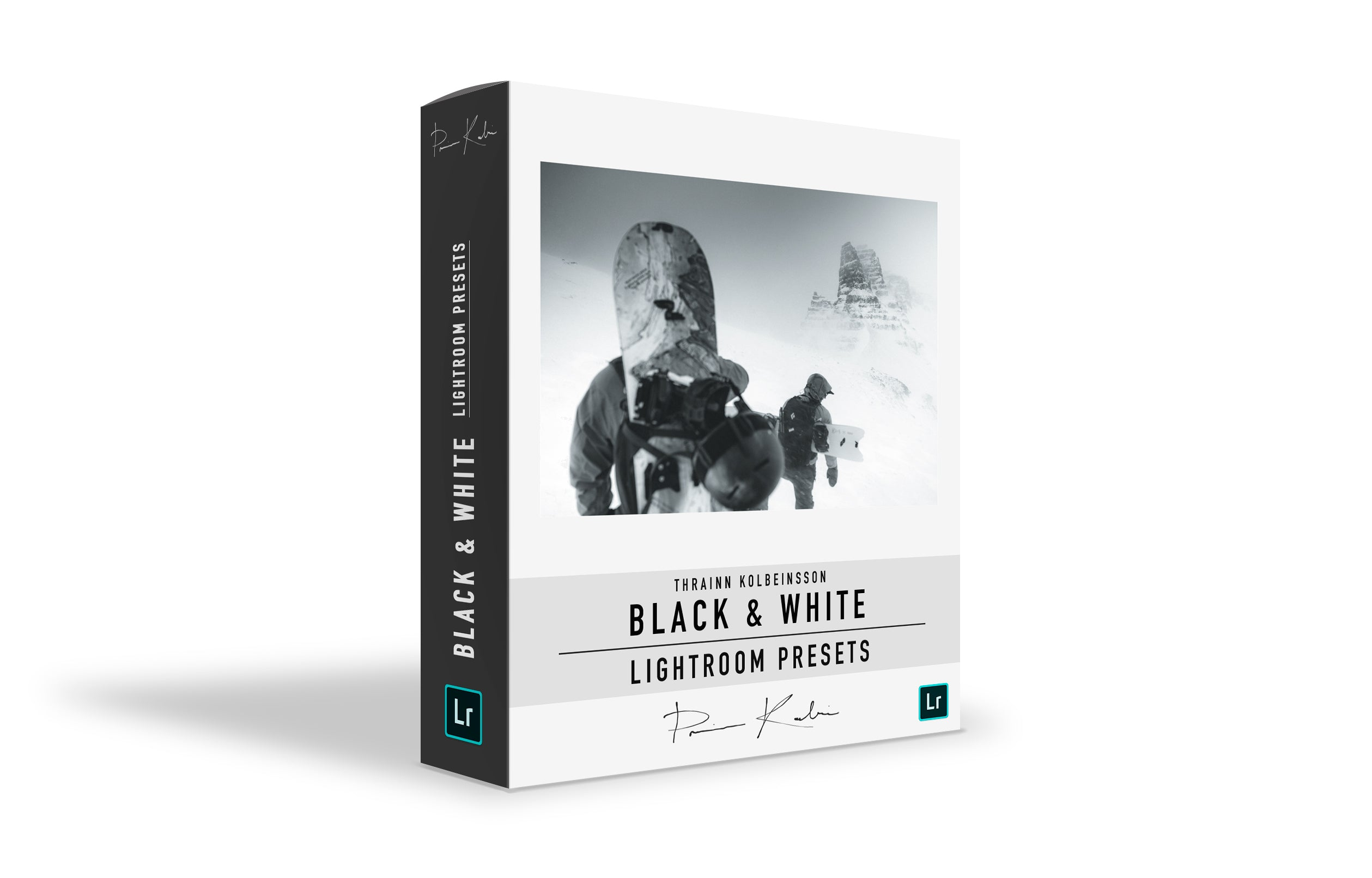 Lightroom Presets: BLACK & WHITE COLLECTION