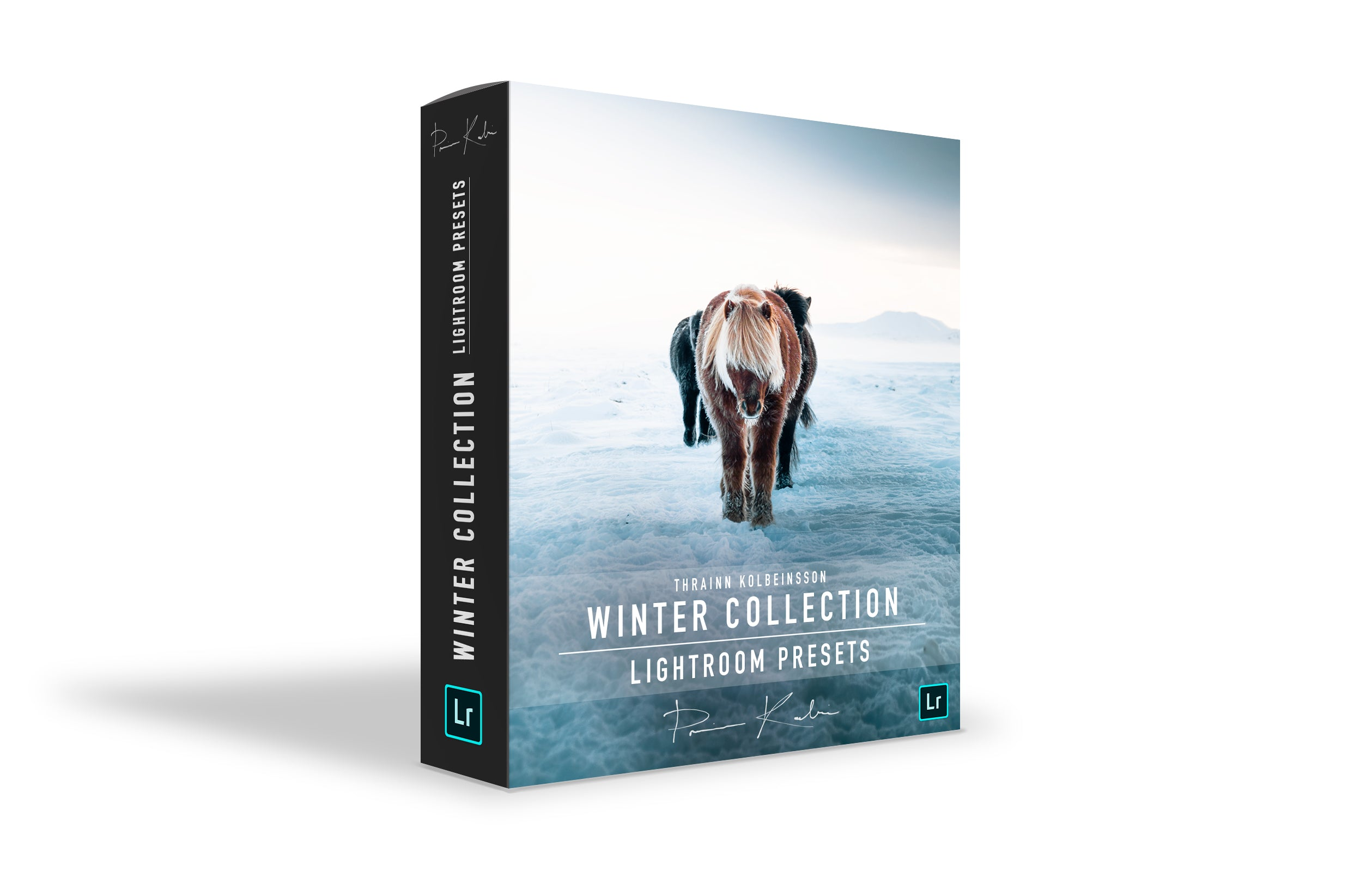 Lightroom Presets: WINTER COLLECTION + editing tutorial