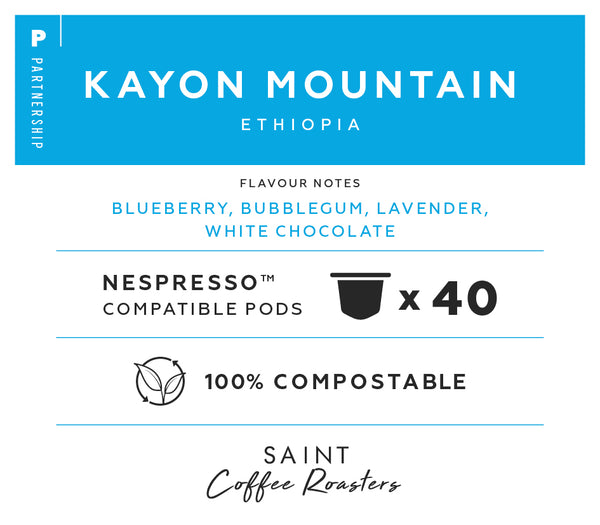 Kayon Mountain  | Nespresso Compatible Pods