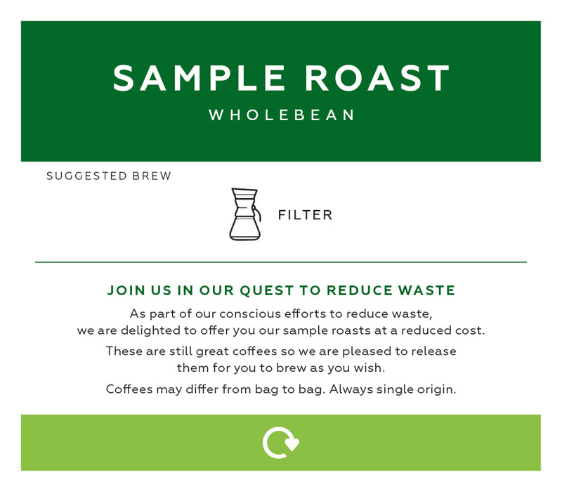 Sample Roast | Filter Coffee
