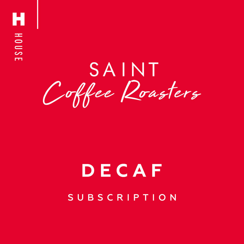 Saint Coffee Roasters | Decaf Coffee Subscription