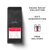 House Decaf Subscription Gift