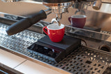 Felicita Incline scales being used cappuccino