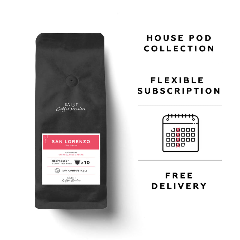 House Coffee Pod Subscription