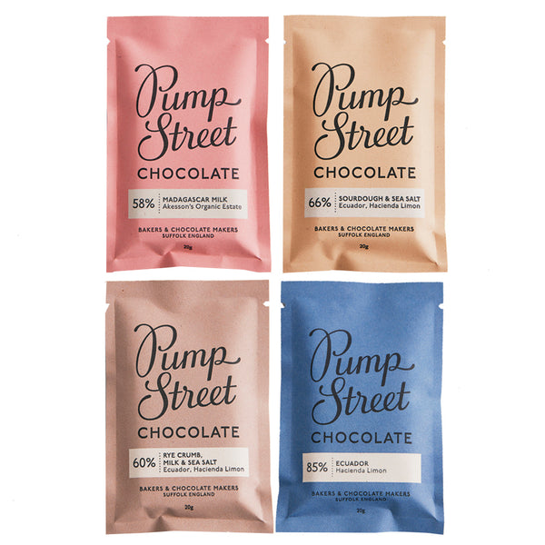 Pump Street Chocolate | Mini Selection