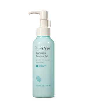 Bija Trouble Cleansing Gel 150ml - innisfree Malaysia Official Shop