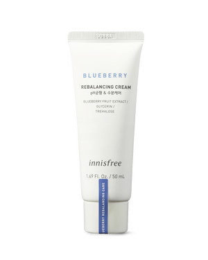 Blueberry Rebalancing Cream 50ml - innisfree Malaysia Official Shop