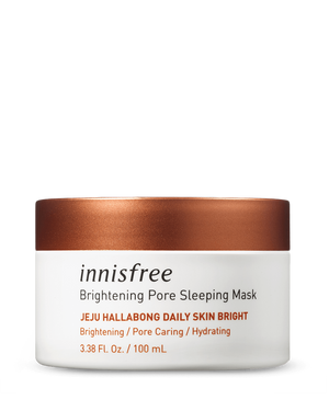 Brightening Pore Sleeping Mask 100ml - innisfree Malaysia Official Shop