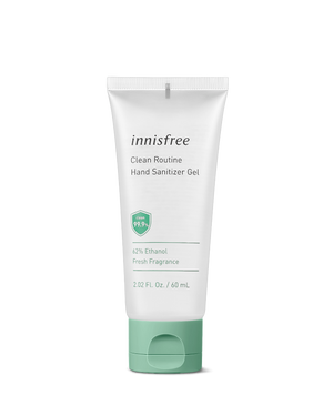 Clean Routine Hand Sanitizer Gel 60 ml - innisfree Malaysia Official Shop