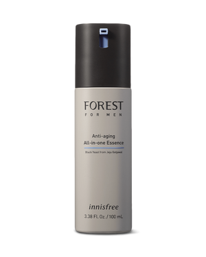 Forest for Men Anti-Aging Care All-in-one Essence 100ml - innisfree Malaysia Official Shop