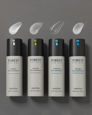 Forest for Men Pore Care All-in-one Essence 100ml - innisfree Malaysia Official Shop