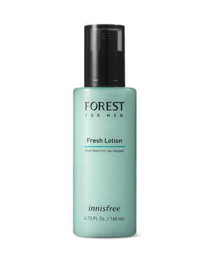 Forest for Men Fresh Lotion 140ml - innisfree Malaysia Official Shop