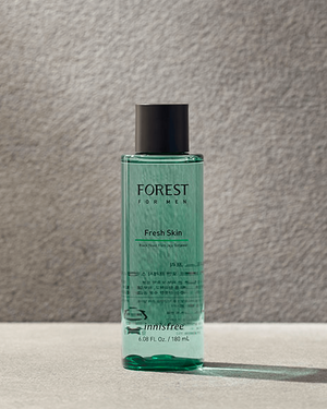 Forest for Men Fresh Skin 180ml - innisfree Malaysia Official Shop