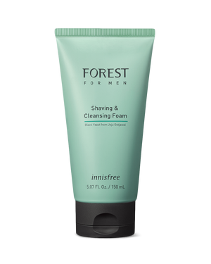 Forest for Men Shaving & Cleansing Foam 150ml - innisfree Malaysia Official Shop