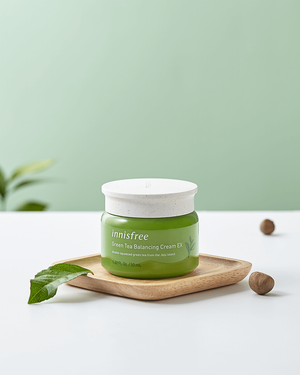 Green Tea Balancing Cream EX 50ml - innisfree Malaysia Official Shop