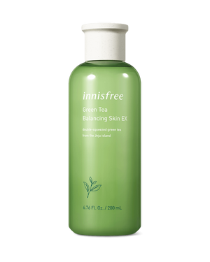 Green Tea Balancing Skin EX 200ml - innisfree Malaysia Official Shop